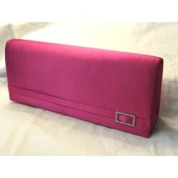 Pinkki käsilaukku...