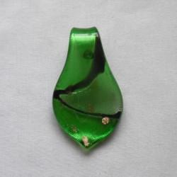 Vihreä lasiriipus