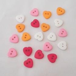 Pienet sydännapit hartsia,...