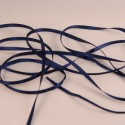 Tummansininen satiininauha, 3mm